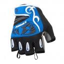 Half FInger Gloves Factory - כפפות קצרות לאופניים - כחול