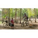לימוד ושיפור הטכניקה ברכיבה על אופניים בשטח